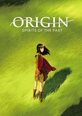 Origin: Spirits of the Past Netflix BR (Brazil)