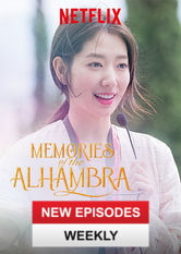 Memories of the Alhambra Netflix BR (Brazil)